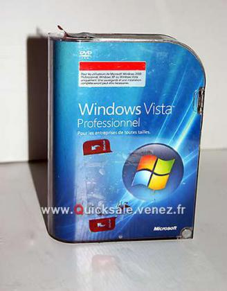 Dvd windows vista Pro 32 bits