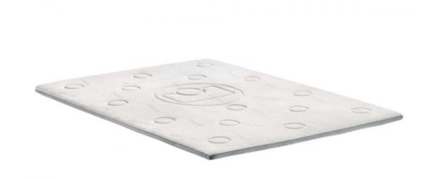 Sur-matelas Mémoire de forme BULTEX CONFORT+ 160 x 200 cm