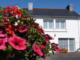 Location  2 personnes   en centre Finistère Pleyben