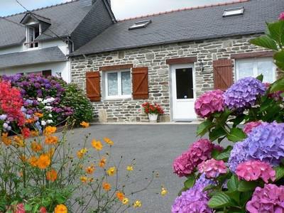 Location de vacances  centre Finistère Pleyben