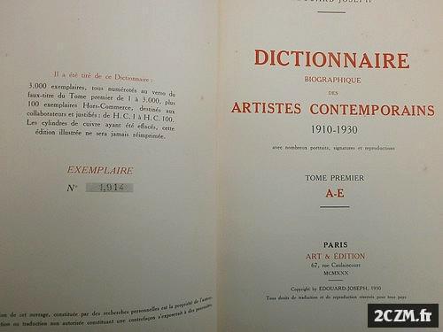 Livres spécialisés: antiquites, brocante, art et décoration