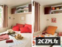 Location de mobil homes dans camping bord de mer