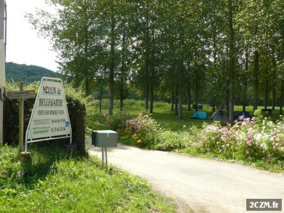 Camping du Vic-bilh au Moulin de Bellegarde 64350