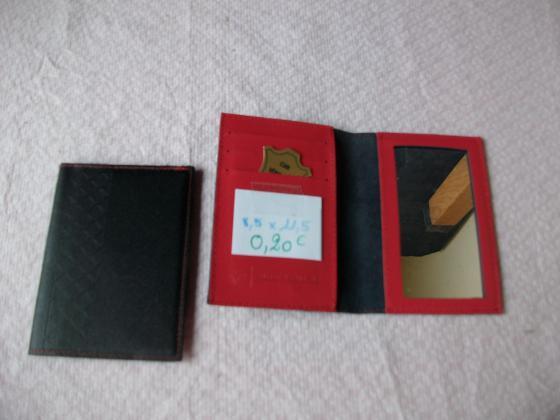 Portes-cartes à 0,20 € pièce-neufs