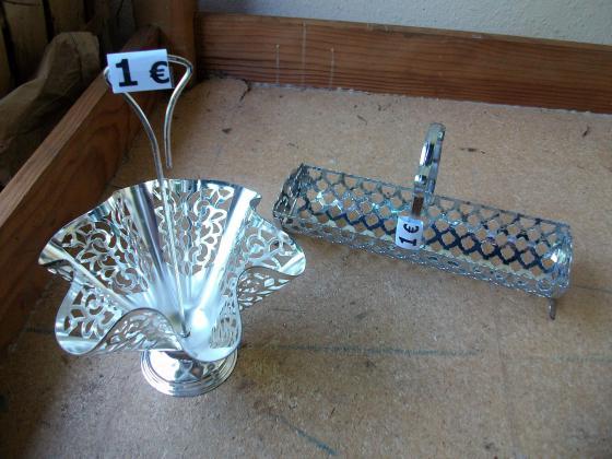 Porte-Bretzels et Sticks et Shacker pour Cocktails