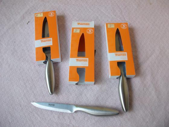 divers Couteaux de Cuisine- neufs