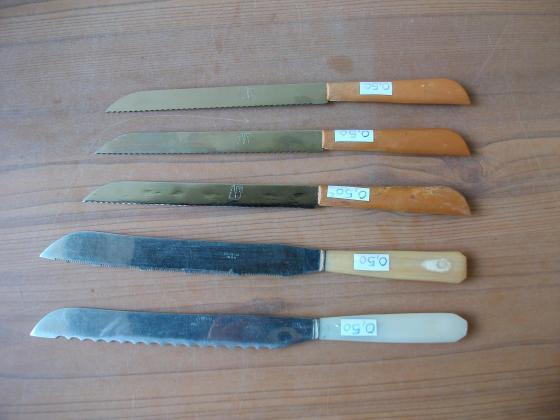 Couteaux à Pain