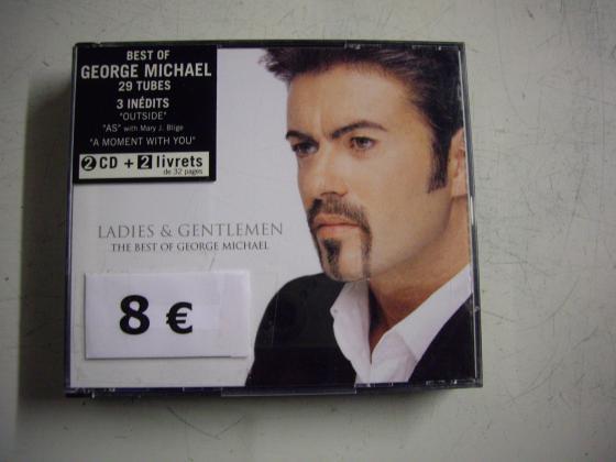 CD de George MICHAEL