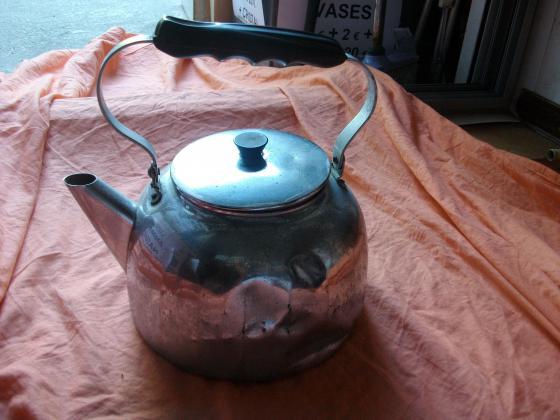 Bouilloires traditionnelles en inox