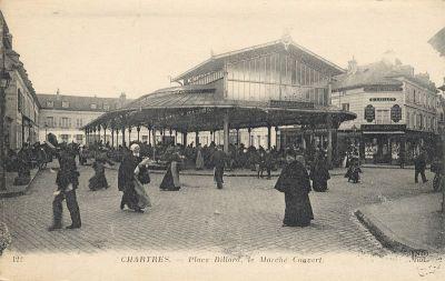 Brocante Place Billard à CHARTRES