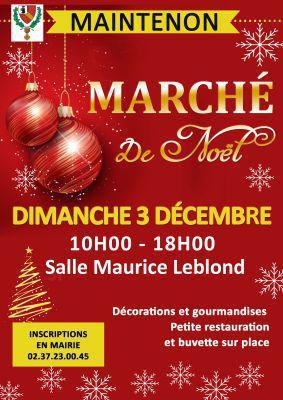 Marché de Noël de MAINTENON