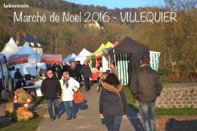 Marché de Noël de VILLEQUIER