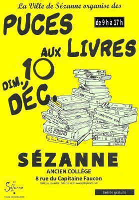 Bourse aux Livres de SEZANNE