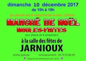 Marché de Noël de JARNIOUX
