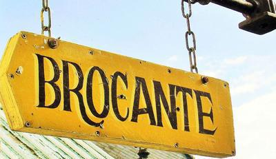 Brocante - ARGENTON SUR CREUSE