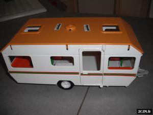 Caravane Playmobil 3249