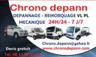 Dépannage remorquage de véhicule Paris idf