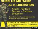 Surplus Militaire de la Libération