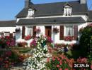 Location les HORTENSIAS PLEYBEN centre FINISTERE