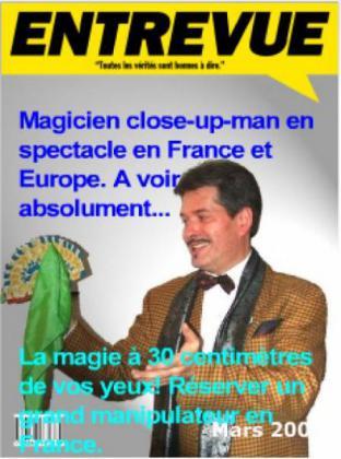 Cours de magie enfants et adultes à réserver toute l'année en Île-de-France à votre domicile.