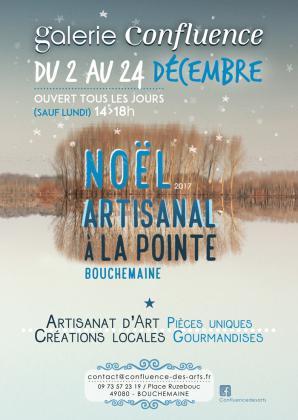 Noël artisanal à Bouchemaine