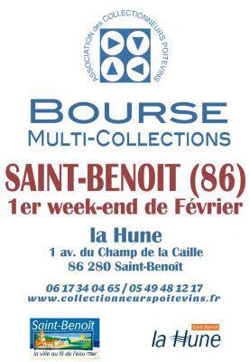 Bourse Multi-collections de SAINT BENOIT
