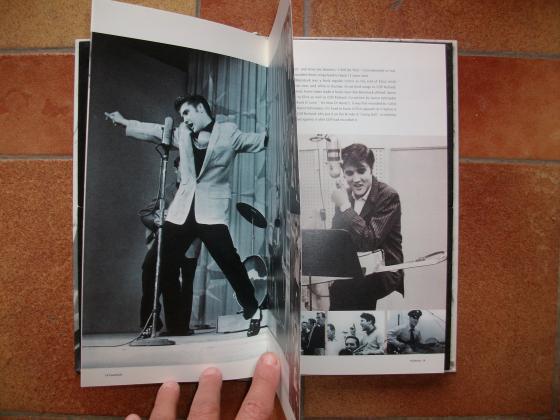 CD et coffret 4 CD d'Elvis PRESLEY