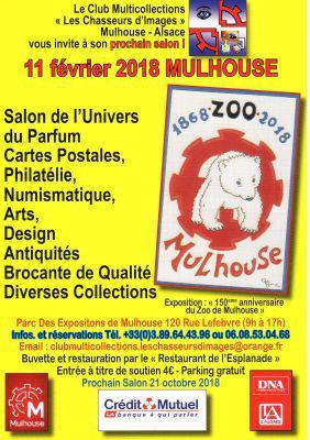 Salon des Collectionneurs de MULHOUSE