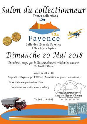 Salon du collectionneur de Fayence