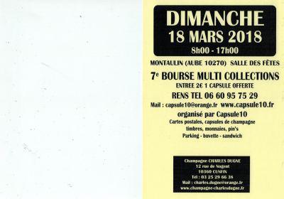 7e Bourse Multicollection Montaulin