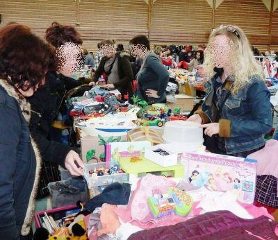 Bourse aux Vêtements Enfants et aux Jouets de KEMBS