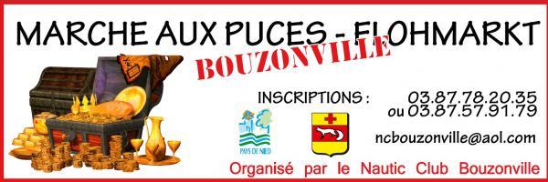 12 ème marché aux puces de Bouzonville