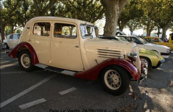 Rassemblement de Vehicules Anciens - Bourse d Echange - VILLEVOCANCE