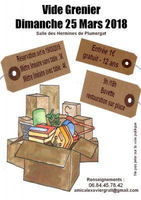 Vide-greniers - PLUMERGAT