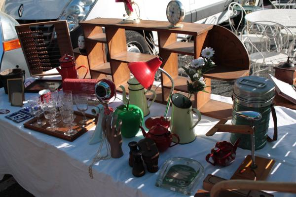Brocante Vide-greniers - MAGNY COURS