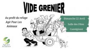 Vide-greniers de CASTELGINEST