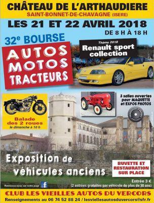Bourse d'échanges Autos-motos-tracteurs