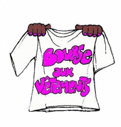 Bourse aux Vêtements de BLUNAY