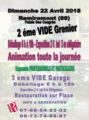 Vide-greniers de REMIREMONT