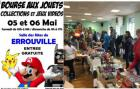 Bourse Jouets, Collections - ERROUVILLE