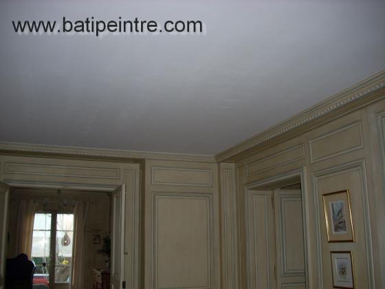 Travaux de peintures, rénovation murs et plafonds, Cesu accepté, Devis gratuit.(75,92, 94,93, 95,78)