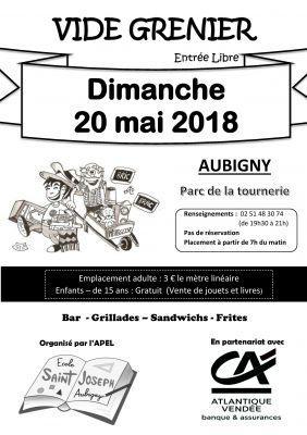 Vide-greniers - AUBIGNY