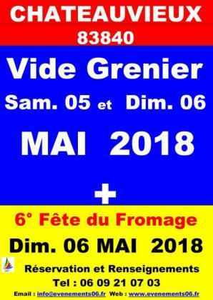 Vide-greniers de Chateauvieux