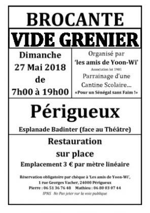 Vide-greniers de PERIGUEUX