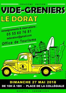 Vide-greniers - LE DORAT