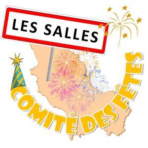 Vide grenier - brocante à l'occasion de la fête patronale à Les Salles