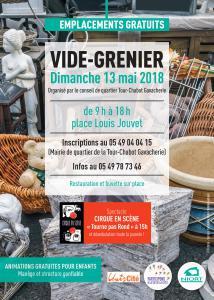 Vide Grenier Tour Chabot Gavacherie