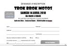 Trok Brok motos - Pièces Harley Davidson - Vetements - Goodies