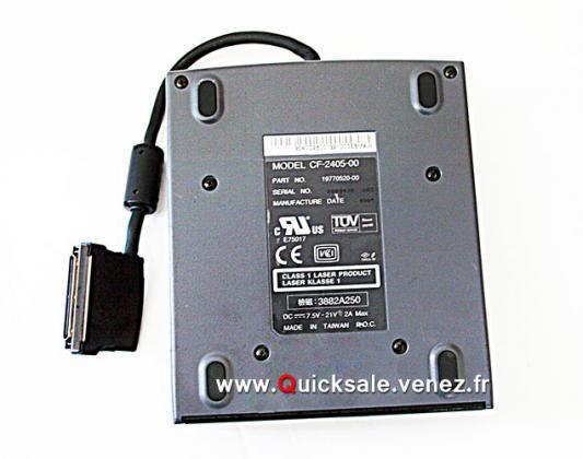 Lecteur externe de disquettes et cd-rom Acer CF-2405-00