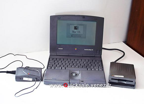 Macintosh PowerBook Duo 230